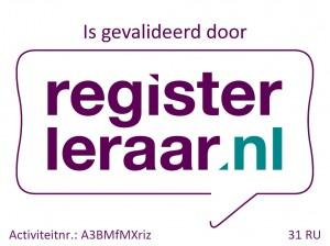 registerleraar - logo